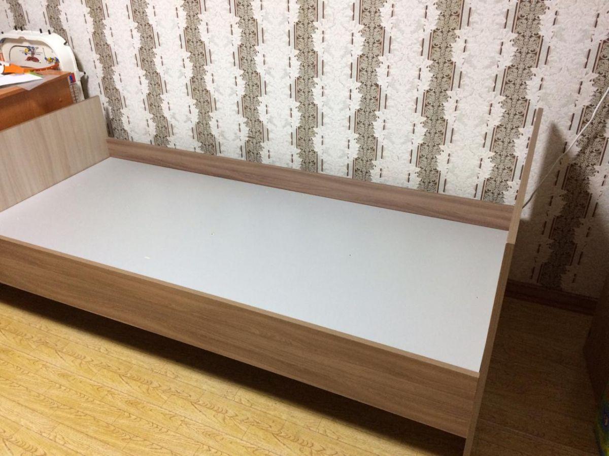 Кровать щитовая усиленная под матрас 900*2000 мм