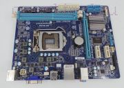 Мат. плата Lga1155 (чипсет H61M, Micro-ATX, 2 слота DDR3) GIGABYTE GA-H61M-DS2