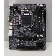 Материнская плата Lga1156 (чипсет H55, mATX, 4 слота DDR3) ZX-H55M v1.11