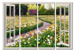 Маковый сад