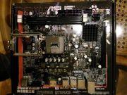 Материнская плата Lga1156 (чипсет H55, mATX, 4 слота DDR3) ZX-H61C v1.4