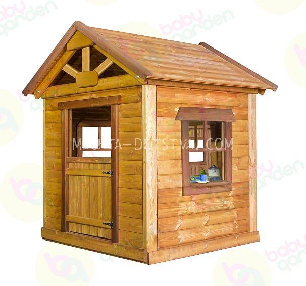 Игровой домик Babygarden