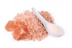 Гималайская розовая соль, крупная