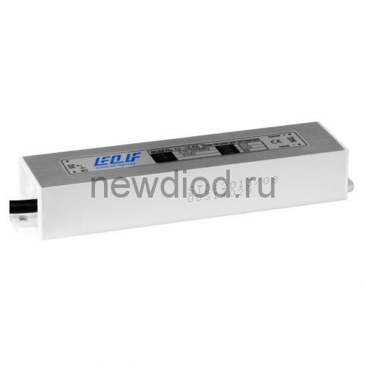 Блок питания герметичный ELFCompact, 12В, 40Вт, металл, IP67