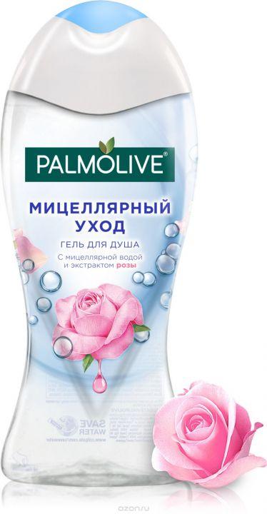 Гель д/душа 250 мл Палмолив Мицеллярный Уход  Лен