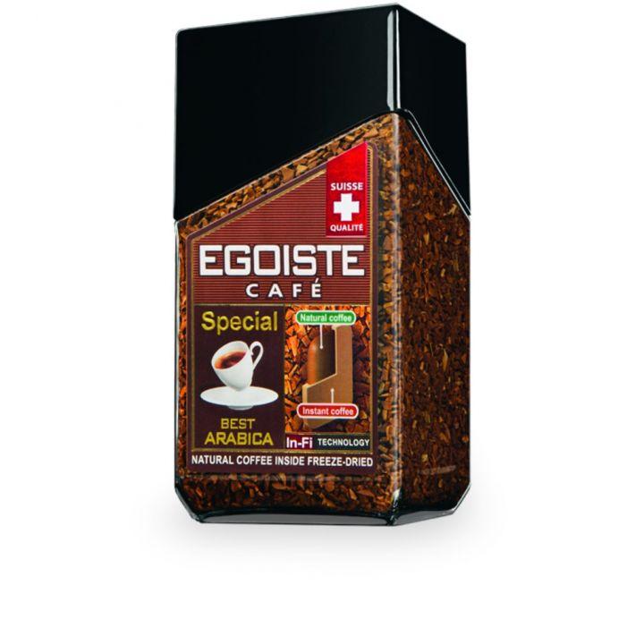 Кофе Egoiste Special молотый в раств. ст/б 50г Швейцария