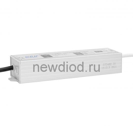 Блок питания герметичный ELFCompact, 12В, 80Вт, металл, IP67