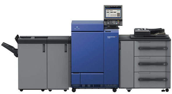 KM AccurioPress C6100