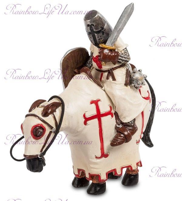 """Фигурка рыцарь на коне """"W.Stratford"""""""