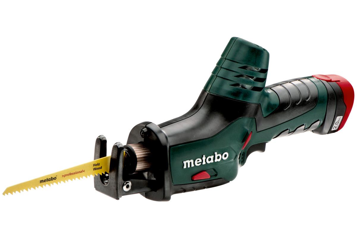 Аккумуляторная ножовка Metabo Powermaxx ASE 10.8 (602264500)