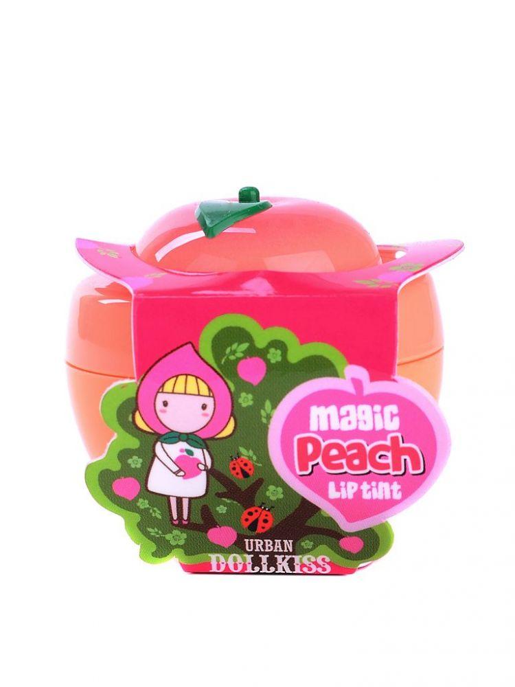 Тинт с гелевой текстурой и нежными фруктовыми ароматами Baviphat Urban Dollkiss Magic Lip Tint 6гр