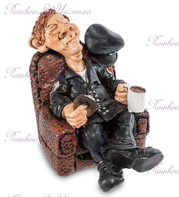 "Статуэтка спящий полицейский ""W.Stratford"""
