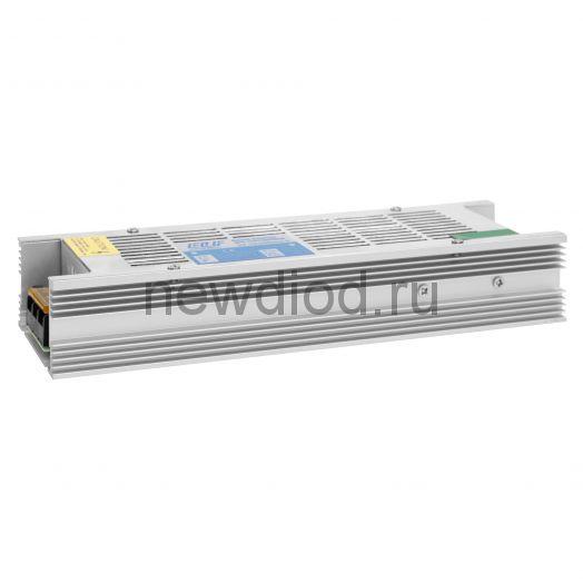 Блок питания интерьерный ELF, 12В, 200Вт, компактный металлический перфорированный корпус - G
