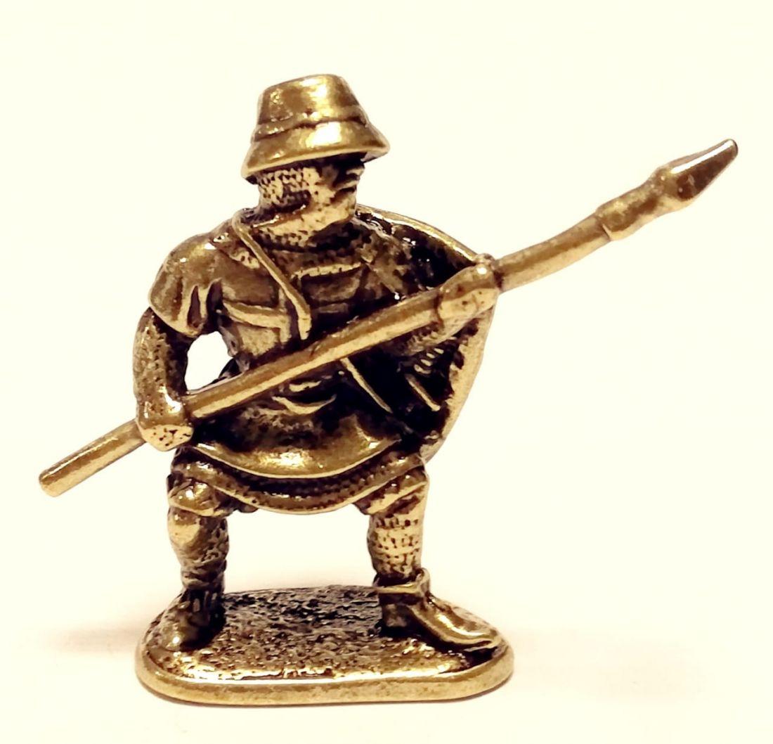 Фигурка Рыцарь с копьем