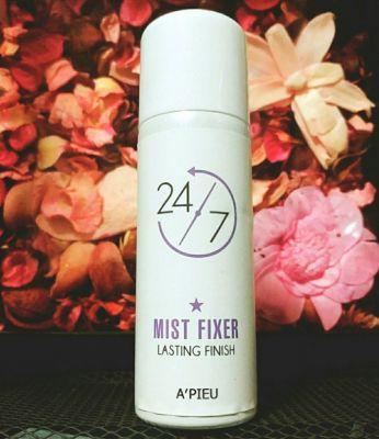 Спрей-фиксатор для макияжа A'PIEU 24/7 Mist Fixer 50мл
