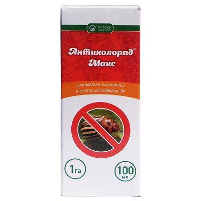 "Инсектицид ""Антиколорад Макс"" (100 мл) от Ukravit, Украина"