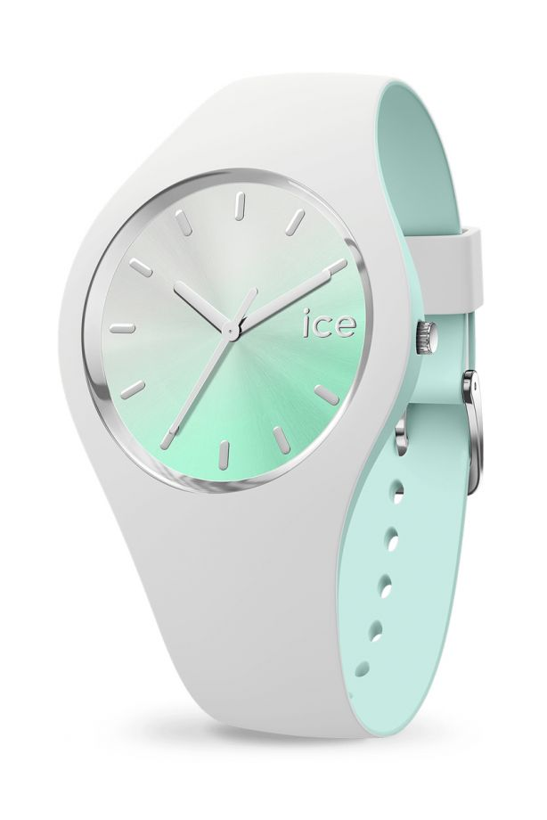Ice Duo Chic - White aqua