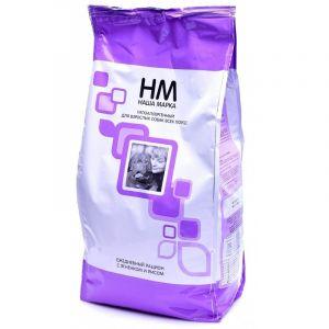 НМ гипоаллергенный для взрослых собак всех пород с мясом ягненка и рисом упак. 0,5кг