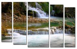 Красивый водопад 2