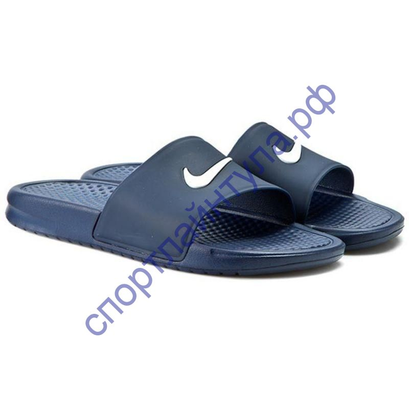 Сланцы Nike  Benassi Shower Slide 819024-410