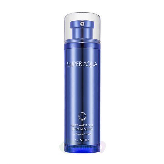 Missha Интенсивная увлажняющая сыворотка Super Aqua Ultra Water-Full Intensive Serum, 40 мл