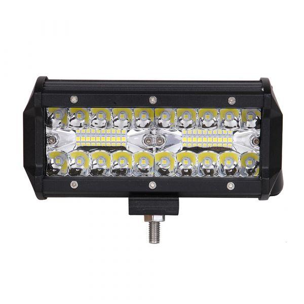 Трехрядная светодиодная фара 40W Combo