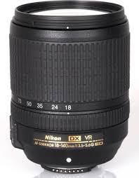 Nikon 18-140mm f/3.5-5.6G ED VR DX AF-S (Original)