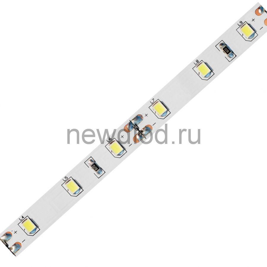 Лента светодиодная ELF 300SMD диодов (2835), 24В, 60Вт, 120град, 5м, ГИПЕР, белая