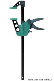 Мини-струбцина EHZ Easy, управляемые одной рукой  (диапазон зажима/распора 500/740мм)  Wolfcraft 3023000