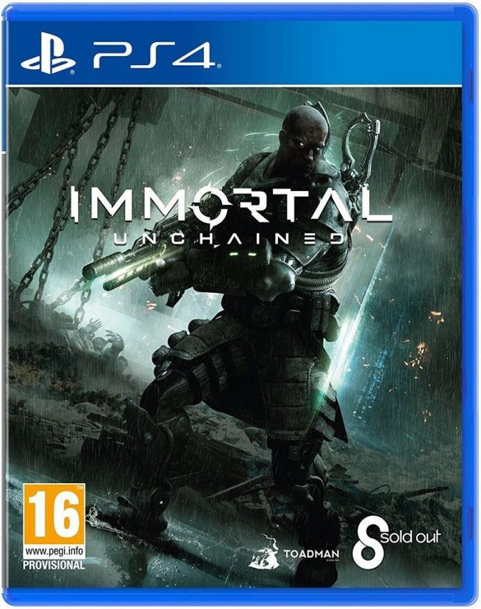 Игра Immortal Unchained (PS4,русские субтитры)