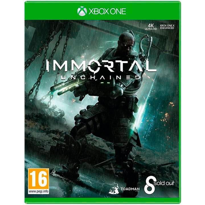 Игра Immortal Unchained (Xbox One,русские субтитры)