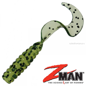 Мягкие приманки Z-Man GrubZ 2'' 26 мм / упаковка 8 шт / цвет:16 Watermelon