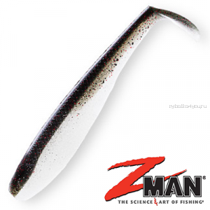 Мягкие приманки Z-Man SwimmerZ 4'' 101 мм / упаковка 4 шт / цвет: 266 Redbone