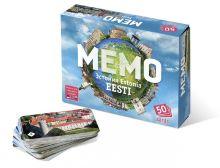 Настольная игра Мемо Эстония