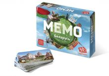 Настольная игра Мемо Беларусь