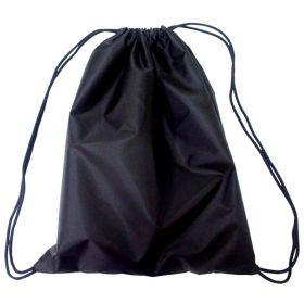 Сумка мешок для обуви черный