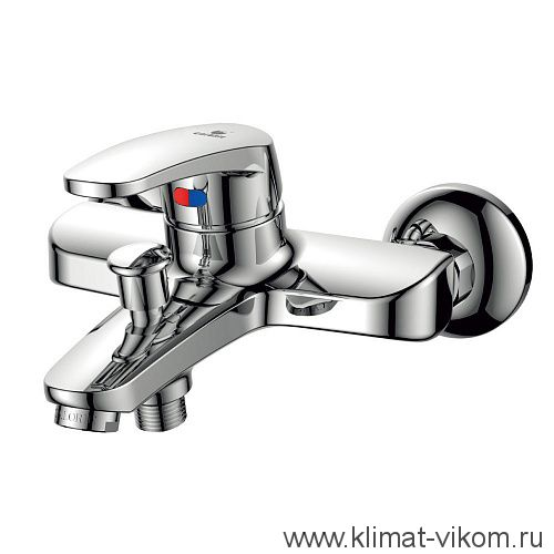 Смес. ванна лит. корпус 40 мм Calorie 1932А39