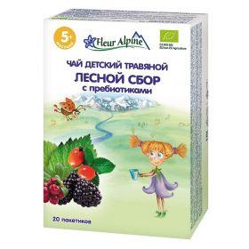 Чай Fleur Alpine Лесной сбор-пребиотик с 5мес