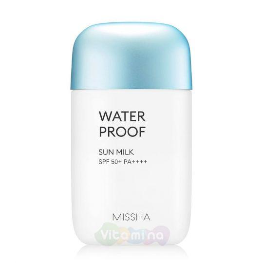 Missha Солнцезащитное водостойкое молочко All Around Safe Block Waterproof Sun Milk SPF50+/PA+++