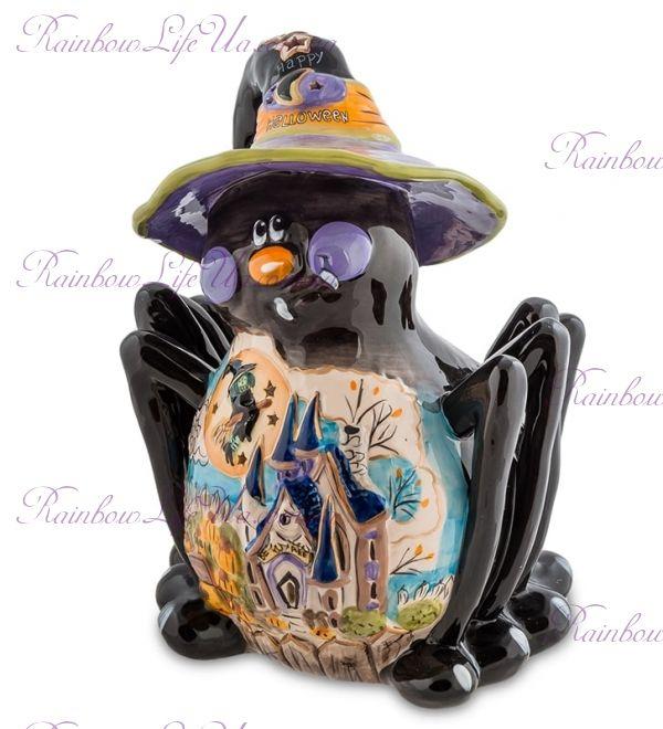 "Подсвечник паук Хеллоуин ""Pavone"""