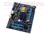 Мат.плата Lga775+771 (чипсет G41, mATX, 2 слота DDR3, разгон) - ASUS P5G41T-M LX2