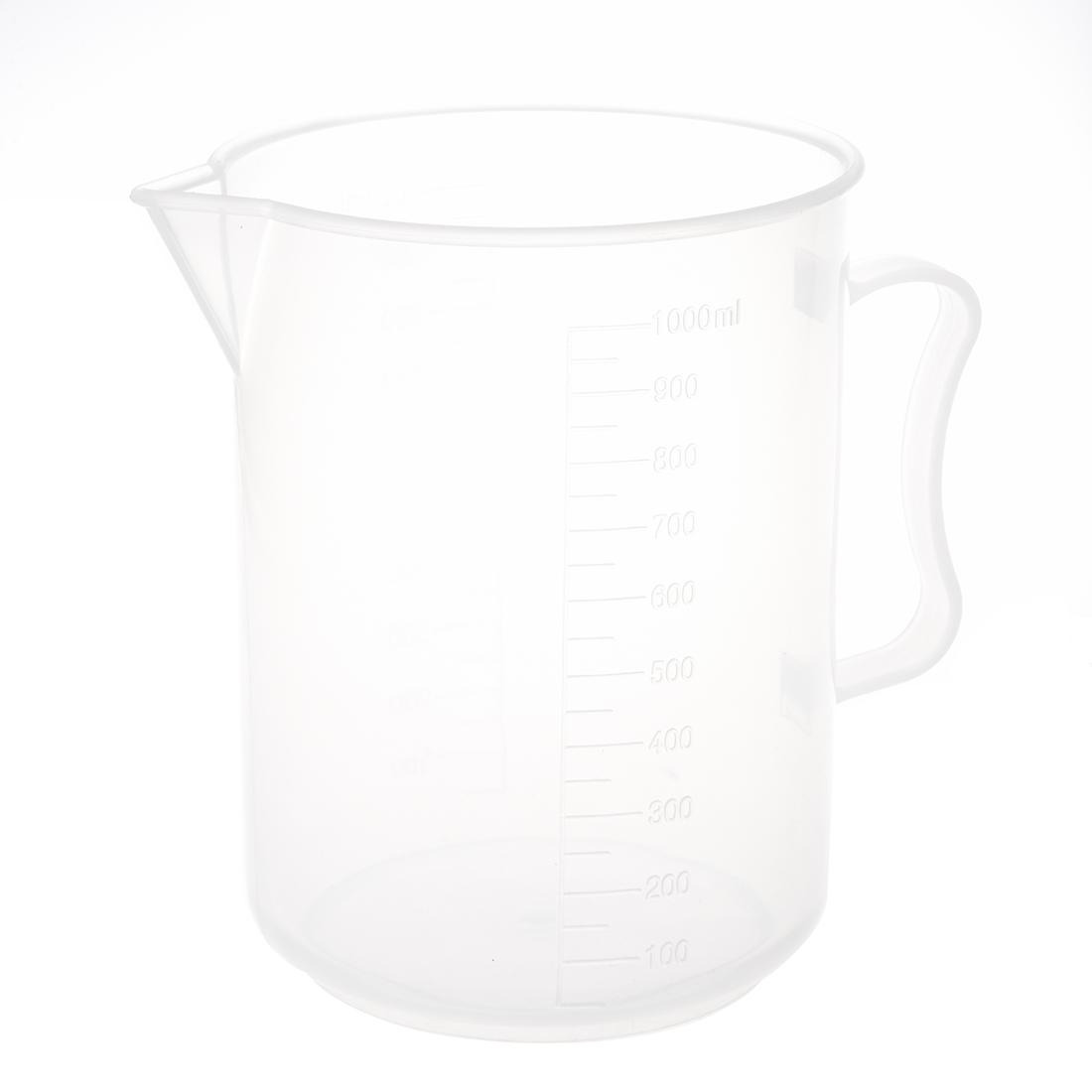 Мерный стакан пластиковый, 1000 мл