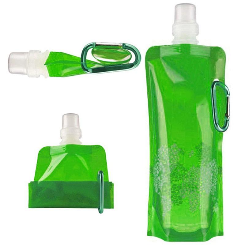 Складная Бутылка Для Воды Vapur, Цвет Зеленый