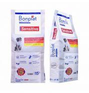 BonPlat Sensetive - сухой корм для взрослых собак .15кг