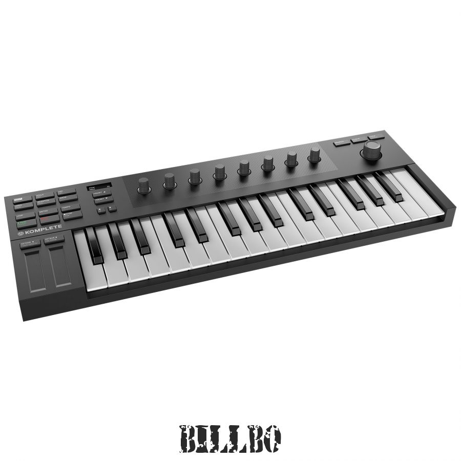 MIDI-клавиатура 32 клавиши Native Instruments Komplete Kontrol M32