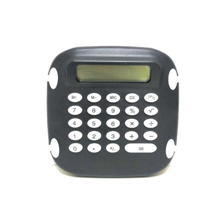 Карманный 8-разрядный калькулятор на батарейках Classe CLA-2804, цвет черный