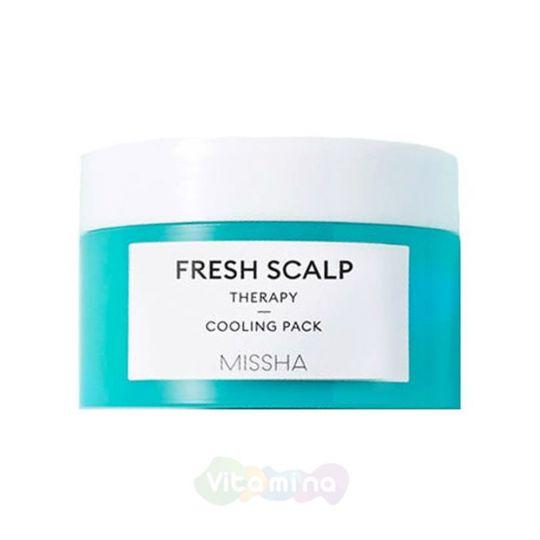 Missha Охлаждающая маска для кожи головы Fresh Scalp Therapy Cooling Pack, 200 мл