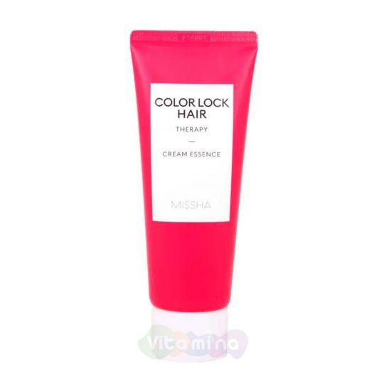 Missha Крем-эссенция для окрашенных волос Color Lock Hair Therapy Cream Essence, 100 мл
