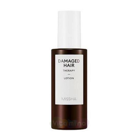 Missha Восстанавливающий лосьон для поврежденных волос Damaged Hair Therapy Lotion, 150 мл
