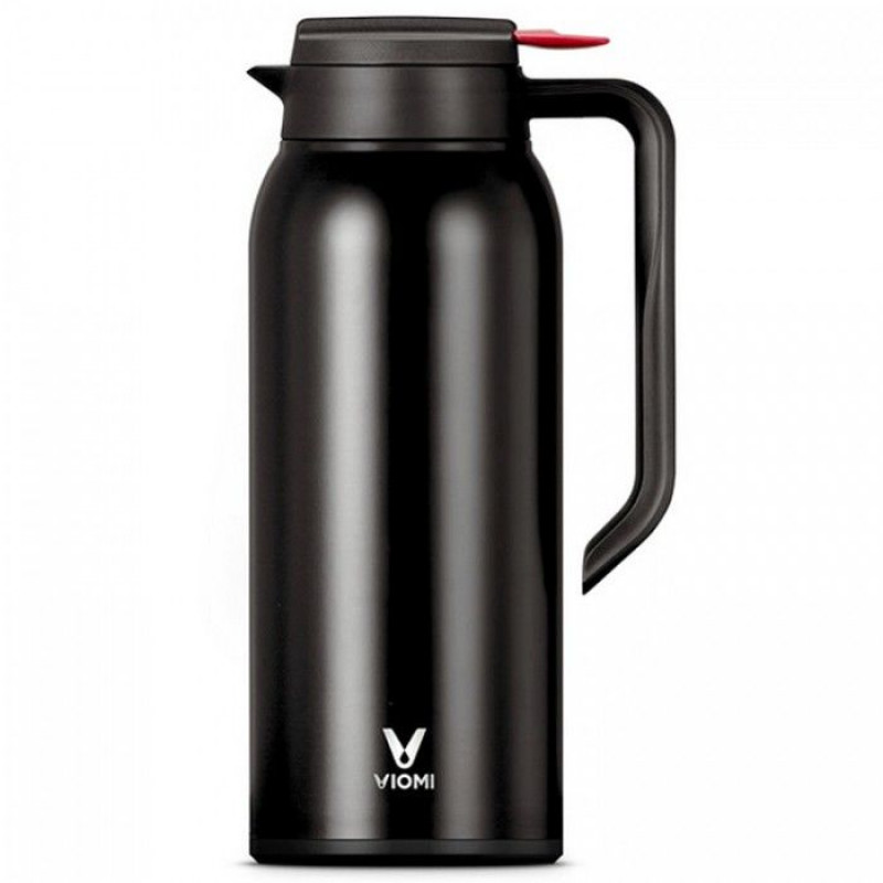 Термос Xiaomi Viomi Steel Vacuum Pot 1500ml Black